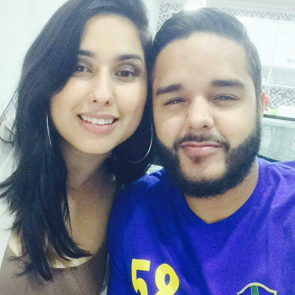 Vaquinha Online -Casamento - Foto de capa do Gabriel