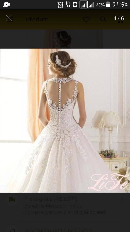 Vaquinha Online -Casamento - Foto de capa do Ramanielly Correia