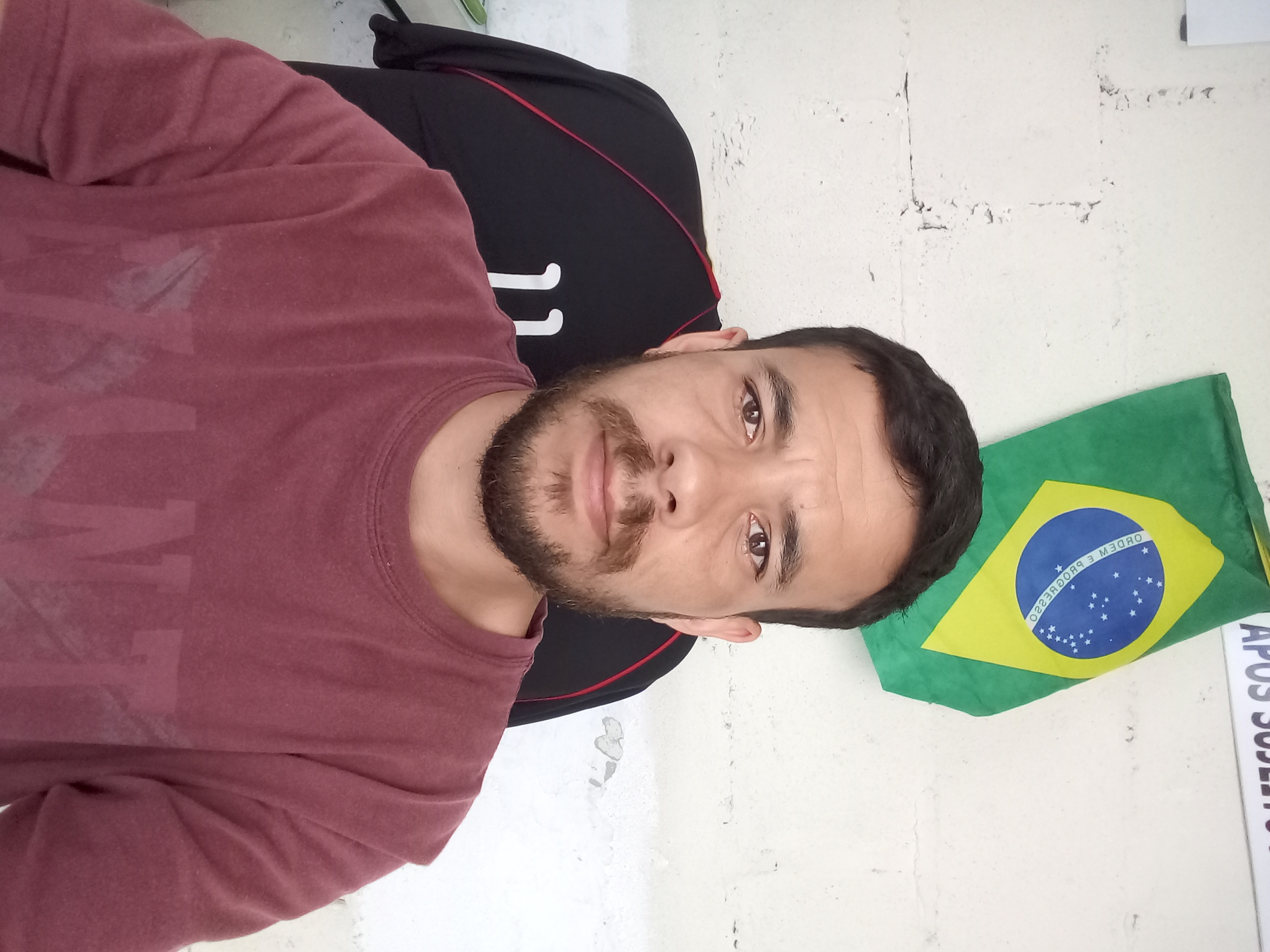 Vaquinha Online -Outros - Foto de capa do Alcino Moreira Junior