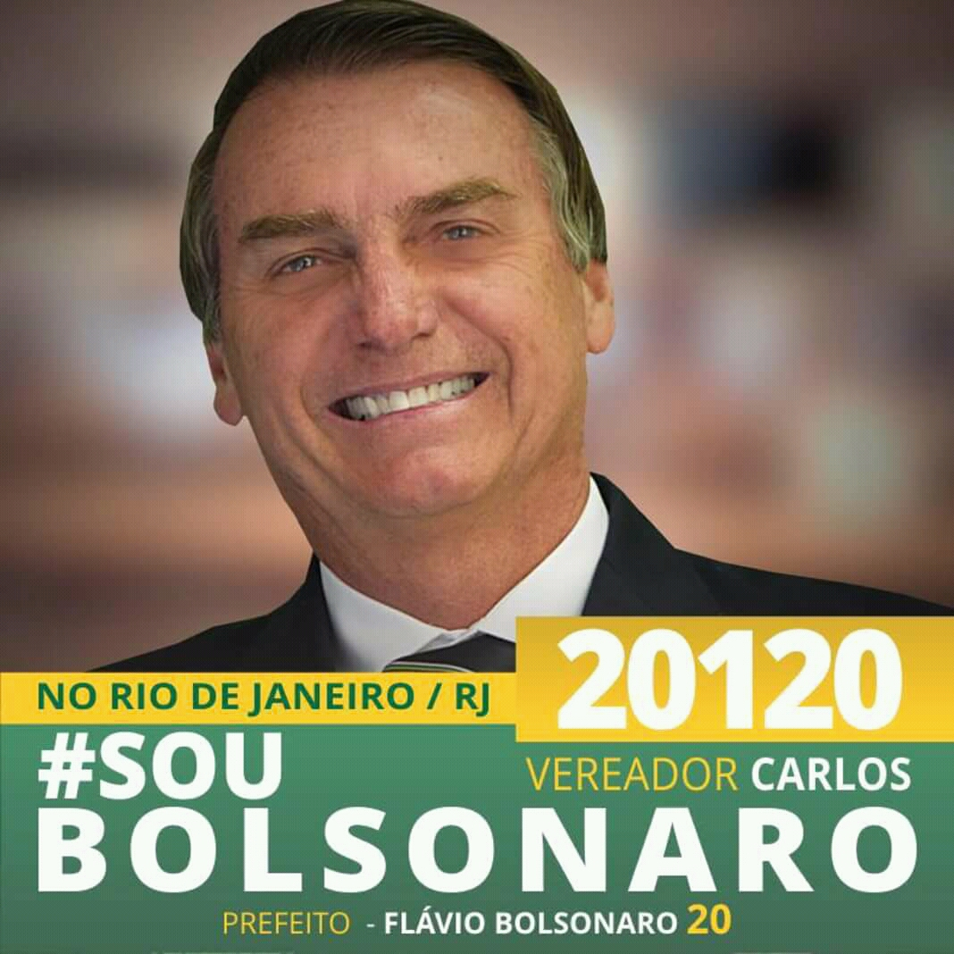 Campanha Bolsonaro 17